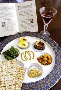 Passover Seder & Dinner @ Adat Shalom